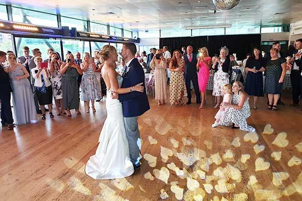 Wedding Photography Tyne and Wear First Dance