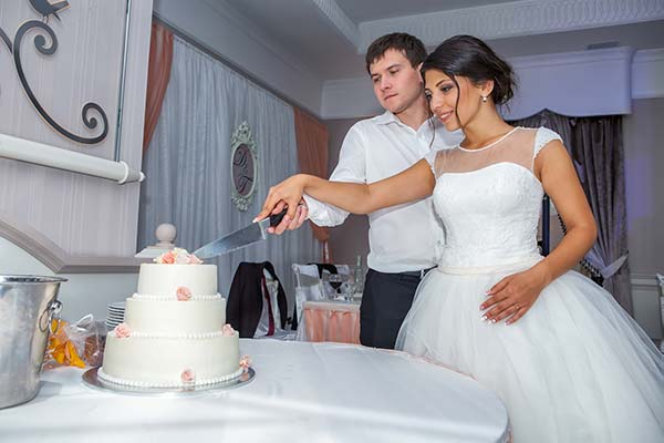 Wedding Photograpy Videography Cake Cutting Tyne and Wear