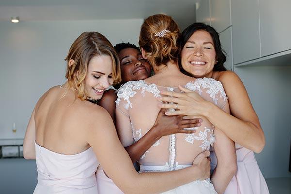 Bridal Preparation Photographer Videographer